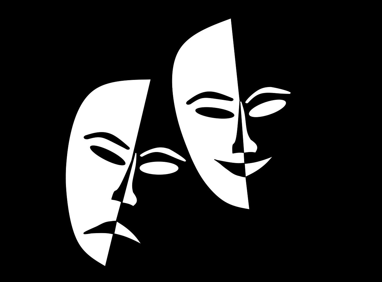 интернет театральные атрибуты картинки черно белые участок оборудован